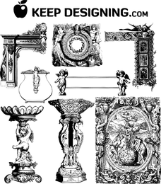 Angelic Design Ornament