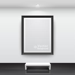 Galeria de publicidade caixa 05 Vector