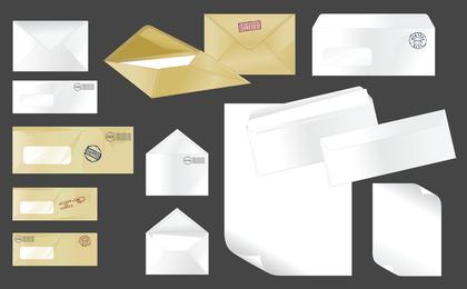 Envelope 01 Vector
