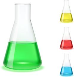 Vetor De Produtos Químicos U0026amp
