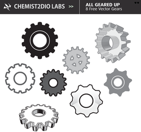 Free Vector Gears - Download Page