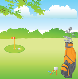 Vector of the Golf model - Download Page