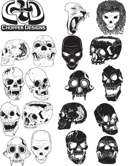 Vector skull set download page vector download vector skull set download page voltagebd Gallery