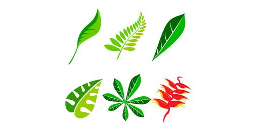 Chibi-Mahlzeit-Vektor-Icons
