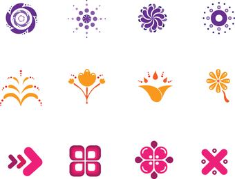Free Vector Design Elements Pack 4