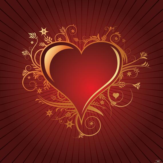 Lovely Vector Heart