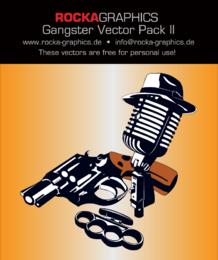 Gangster Set Vector