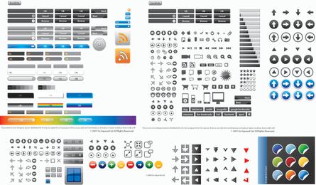 Botões da Web