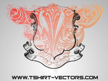 Royal Crest Vector