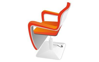 Assento de cabeleireiro