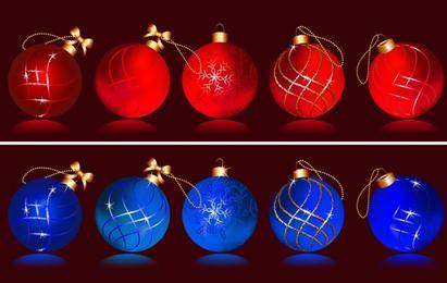 030-Christmas Balls