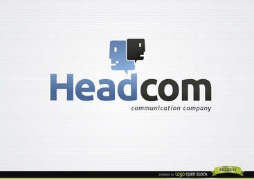 Head Clouds Communication Logo