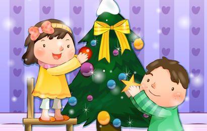 Niño de navidad