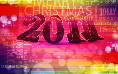 2011 3D Colors