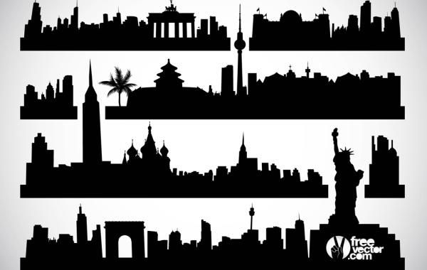 Cityscapes Vector