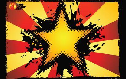 Estrella de grunge