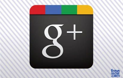 Google Plus Vector Icon