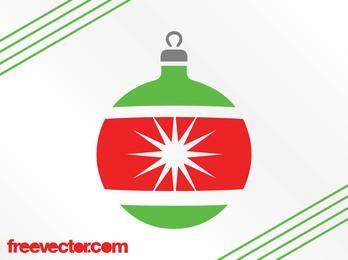 Decorative Christmas Bright Bauble