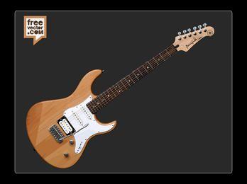 Guitarra Elétrica Detalhada Pacifica Yamaha