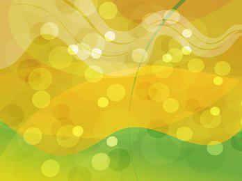 Fondo brillante abstracto verde oro