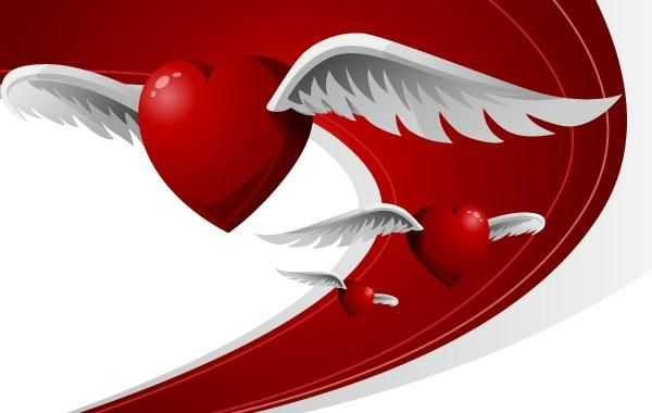 origami winged heart | DIY paper | Paper crafts origami, Diy ... | 380x600
