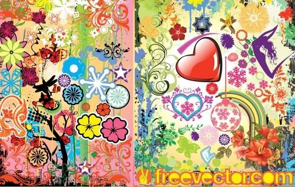 Cool Graffiti Vectors Pack