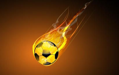 Futebol ardente