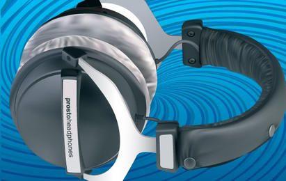 Fones de ouvido 3D