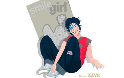 Girl Lifestyle Vector Set 3.