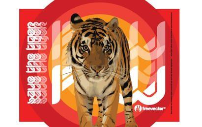 Rette den Tiger