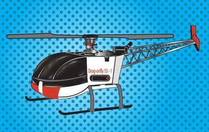 RC Helicóptero
