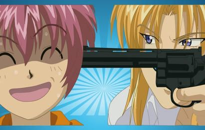 Vector de violencia anime