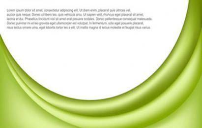 Wellenförmiger Hintergrund von Vector Fresh