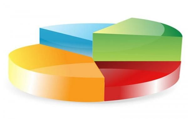 Pie Chart Vector Download