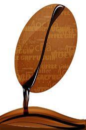 Dripping Coffee Bean 2