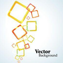 Fondo abstracto atractivo del vector