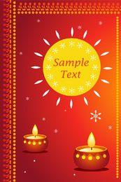 Tarjeta Diwali