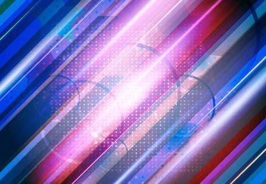 Fondo colorido abstracto con líneas