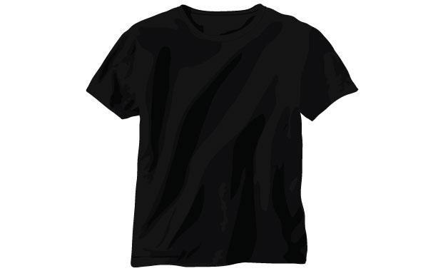 black vector t shirt vector download rh vexels com black t shirt vector mockup black tee shirt vector