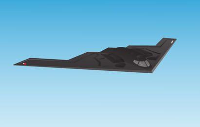 Bombardero 3D B2