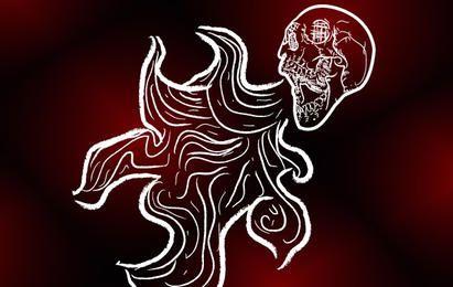 Crânio da Respiração da Morte