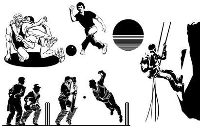 Vector Sport Images