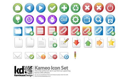 Kameo Icon Collection