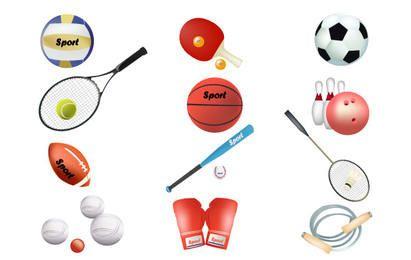 Vetor de esportes grátis