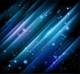 Resumen espumoso fondo cosmos