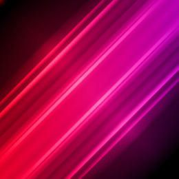 Glowing Modern Background with Blurred Lines