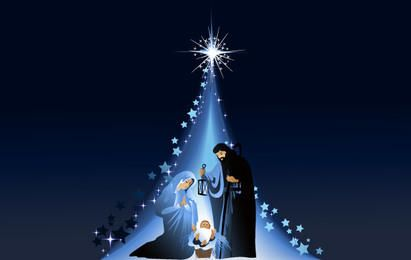 Christmas Nativity Scene 5