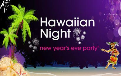 Noche hawaiana