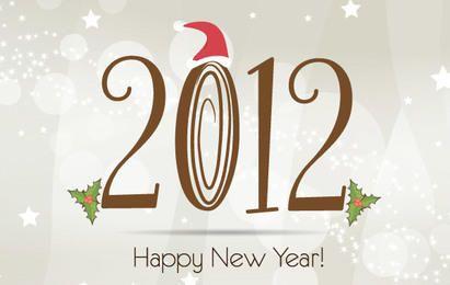 Modelo de ano novo 2012