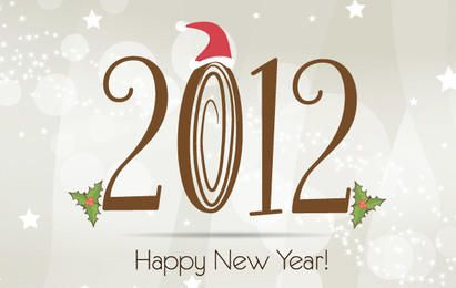 New Year 2012 Template